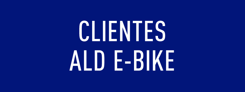 CLIENTES ALD E-BIKE